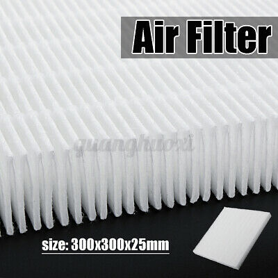 AU13.89 • Buy AUS DIY Air Filter HEPA Dust Filter For Air Conditioner Cold Air Cleaner Fa