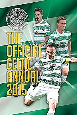 £3.89 • Buy Official Celtic FC 2015 Annual (Annuals), Grange Communications, Used; Good Book