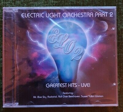 £4.99 • Buy Greatest Hits Live, Electric Light Orchestra Part II, Audio CD, New And Sealed