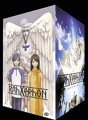 £34.31 • Buy RahXephon: Full Series Anime Box Set + The Motion Picture Limited Edition