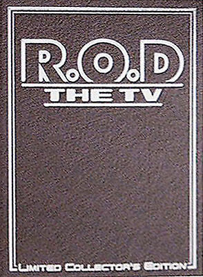 £61.79 • Buy Read Or Die R.O.D. The TV Series Complete Limited Edition Collection