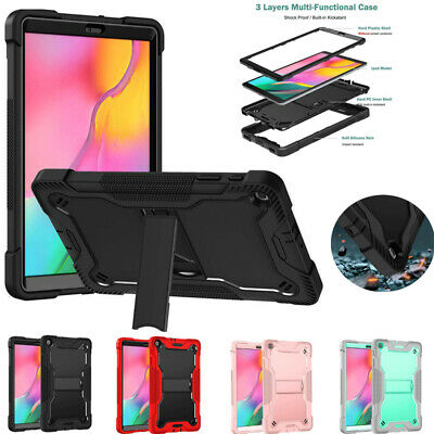 AU22.79 • Buy For Samsung Galaxy Tab A A7 S6 Lite 10.4  Heavy Duty Shockproof Stand Case Cover