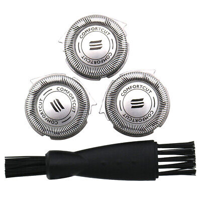 AU12.35 • Buy 3Pcs Shaver Electric Razor Blades Heads Cutter Replacement For Philips HQ8 AT890