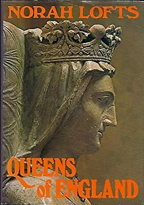 £5.03 • Buy Queens Of England, Lofts, Norah, Used; Good Book