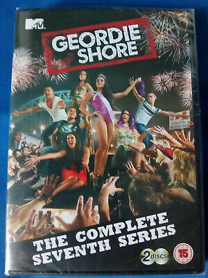 £5.97 • Buy GEORDIE SHORE (2011 TV) SEVENTH SERIES 7 DVD * NEW * SEALED * FREE 1st CLASS P&P