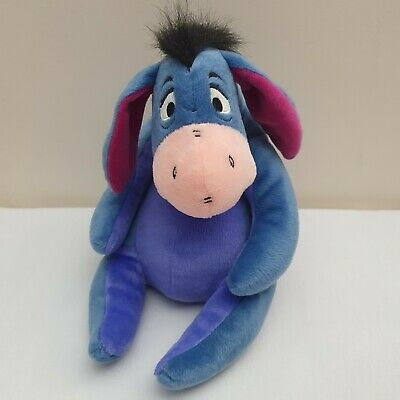 £9.99 • Buy Eeyore Soft Toy - Winnie The Pooh Disney Plush Soft Toy With Removable Tail 25cm