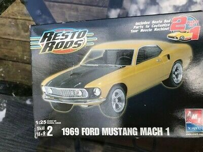 $13 • Buy Resto Rods 1969 Ford Mustang Mach 1 Model USED