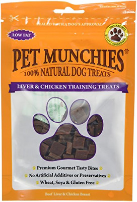 £2.73 • Buy Pet Munchies Training Treats Liver And Chicken, 50g