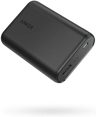 View Details Anker 10000mAh Power Bank Portable Charger External Battery Fast-Charging Black • 29.99£