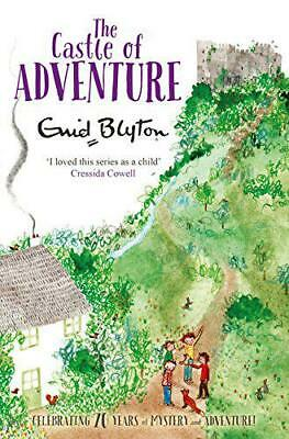 £6.19 • Buy The Castle Of Adventure By Blyton, Enid, Paperback Used Book, Acceptable, FREE &