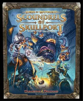 AU58.60 • Buy Lords Of Waterdeep - Scoundrels Of Skullport Expansion (D&D Board Game)