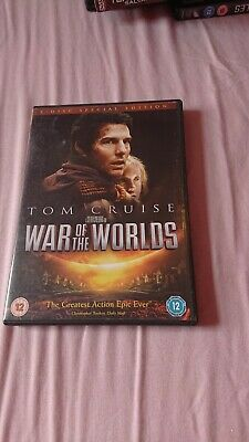 £1.25 • Buy War Of The Worlds (DVD, 2013)