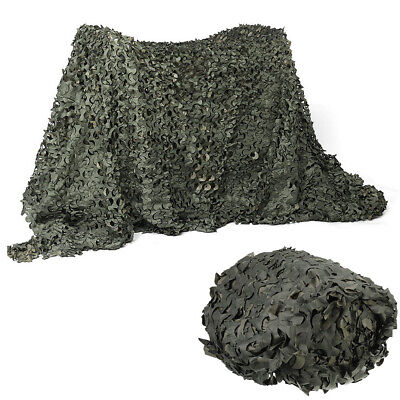 £10.99 • Buy Hide Colors Camo Net Cover Camouflage Netting Hunting Shooting Camping Army UK