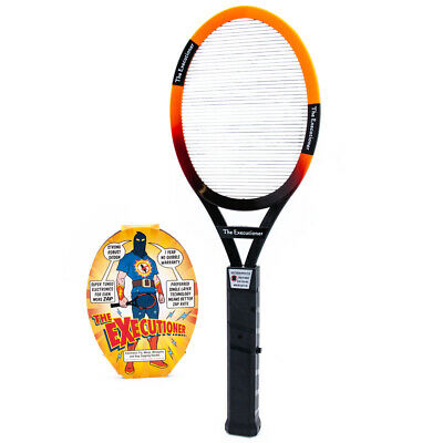 £18.99 • Buy Bug Zapper Racket Electric Fly Swatter Mosquito Wasp Killer The Executioner™