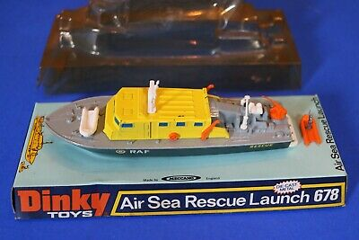 £49.95 • Buy Dinky 678 Air Sea Rescue Launch Vintage Very Near Mint In Original Box