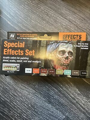 £14 • Buy Model Color Paint Set - Special Effects - Vallejo