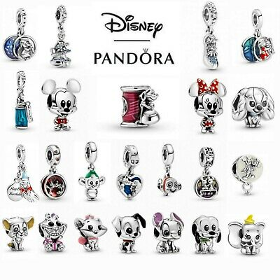 £12.99 • Buy New Genuine Pandora Disney Characters Collection Charms S925 ALE