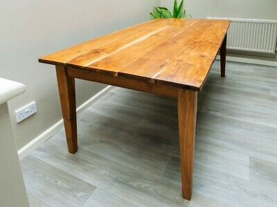 £525 • Buy Refurbished Lombok Malang Dining Table Made From Reclaimed Indonesian Teak.