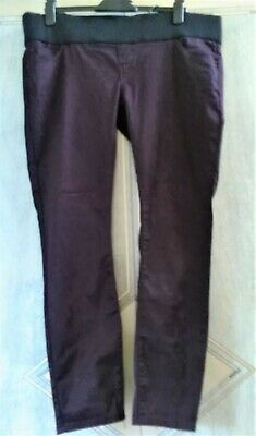 £15.99 • Buy Ladies New Look Maternity Stretch Jeggings Under Bump Size UK 16 EU 44