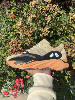 $ CDN421.71 • Buy Adidas Yeezy Boost 700 Enflame Amber - Size 11 - Free Shipping - Ships Same Day