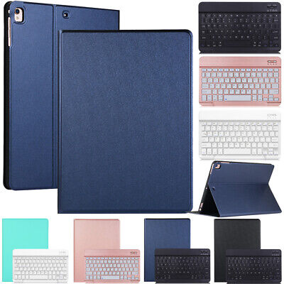 AU21.69 • Buy Smart Case With Bluetooth Keyboard Cover For IPad 5/6/7/8th Gen Air 1 2 Pro 10.5