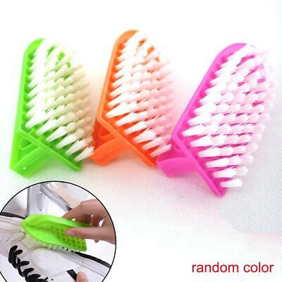 £3.30 • Buy Clothes Washing Bristles Brushes Plastic Shoe Care Brush Soft Scrubbing Cleaning