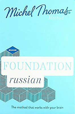 £46.19 • Buy Foundation Russian New Edition (Learn Russian With The Michel Thomas Method): Be