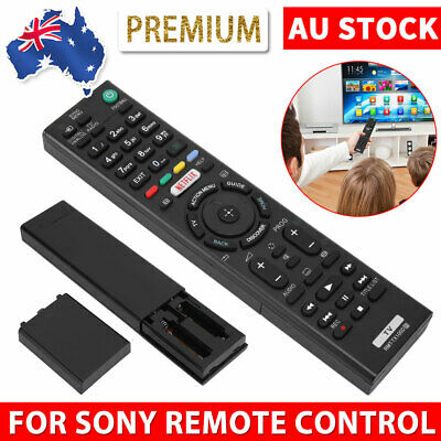 AU12.85 • Buy For SONY BRAVIA TV NETFLIX Replacement Universal Remote Control LCD LED Series