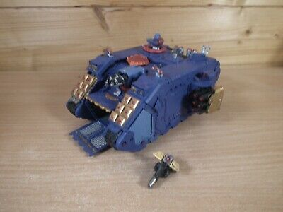 £25 • Buy Poor Condition Warhammer Space Marine Land Raider Sold As Seen (l)