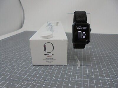 $ CDN207.72 • Buy Apple Watch Series 3 - 42mm Cellular Space Grey *NO APPLE PAY* - AW3CNA