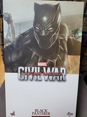 $ CDN502.28 • Buy Hot Toys Mms363 – Captain America: Civil War – 1/6th Scale Black Panther Action