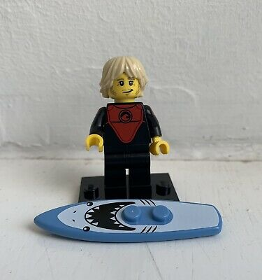 £4.49 • Buy Lego Collectible Minifigure Series 17 - Professional Surfer (71018)