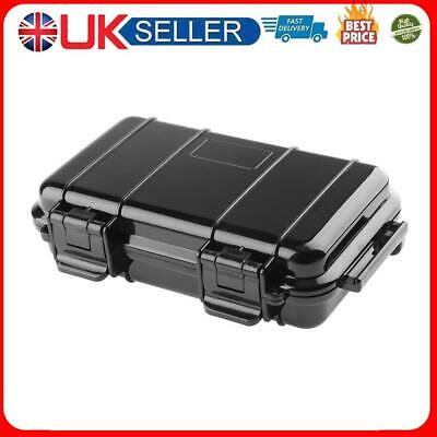 £8.16 • Buy Outdoor Shockproof Sealed Waterproof Safety Case ABS Tool Dry Box (A)-UK