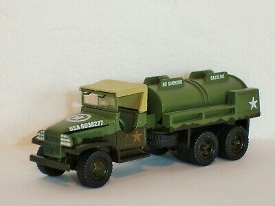 $7 • Buy Johnny Lightning D-Day Loose WWII GMC CCKW 21/2 6X6 Truck  Rubber Tires