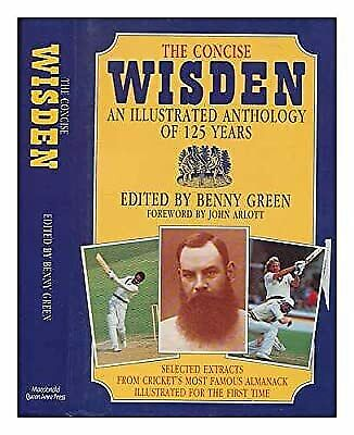 £3.11 • Buy The Concise Wisden: An Illustrated Anthology Of 125 Years 1864-1988 (Cricket), ,