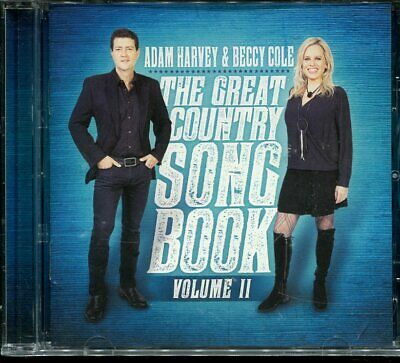 AU16 • Buy Adam Harvey Beccy Cole The Great Country Songbook Volume II CD NEW Vol 2