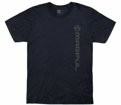 $25.85 • Buy Magpul 122042 Vertical Logo Fine Cotton Small Navy T-Shirt