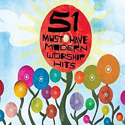 £3.28 • Buy 51 Must Have Modern Worship Hits, Various Artists, Used; Good CD