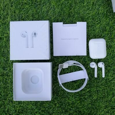 AU87.82 • Buy OEM Airpods 2nd Generation With Wireless Charging Case