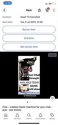 £2000 • Buy Boxing Machine Coin Operated