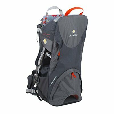 £194.99 • Buy Cross Country S4 Child Carrier (Grey)
