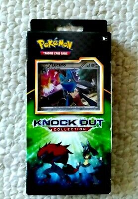 $18.95 • Buy New In Package Pokemon TCG Knock Out Collection 2017 Printed In The USA