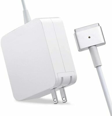 $12.99 • Buy 60W 16.5V Magnetic T-TIP Power Adapter Charger For Mac Book Pro / Air Late 2012