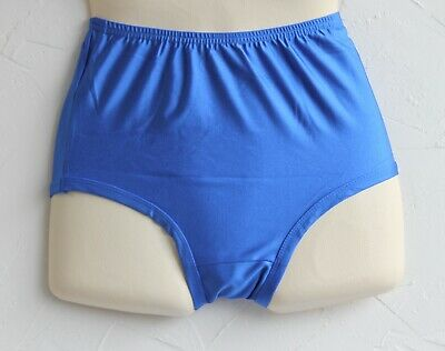 £9.99 • Buy Ladies/Girls Size 12-14 Stretchy Netball Knickers Tennis Sports Briefs Blue