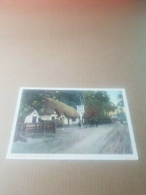 £3.99 • Buy Old Postcard.   Hinton.  The Cat And Fiddle Inn   L/2437