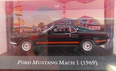 $29.24 • Buy 1/43. #33. Ford MUSTANG Mach 1. (1969) . Américaine Cars