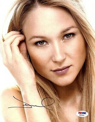 $ CDN88.11 • Buy JEWEL KILCHER Autographed Hand SIGNED 8x10 PHOTO PSA/DNA CERTIFIED AUTHENTIC