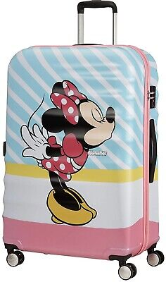 £84.99 • Buy Minnie Mouse American Tourister Hardside 36L Suitcase - Cabin Sized - Disney