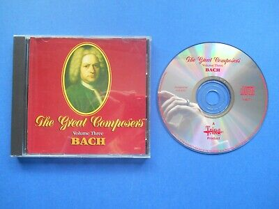 £2.99 • Buy The Great Composers Cd Bach Volume Three Excellent