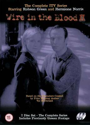 £3.45 • Buy Wire In The Blood II (DVD, 2003)